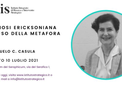 Workshop con Consuelo C. Casula – 10/07/2021